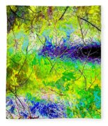 High Street Decor 12 Fleece Blanket