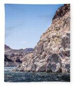 High Water Level Fleece Blanket