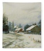 Higham Winter 86 Fleece Blanket
