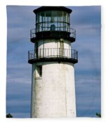 Highland Light Sentinel To The Sea   Fleece Blanket