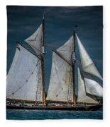 Highlander Sea Fleece Blanket