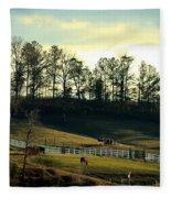 Hill Country Fleece Blanket