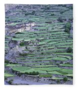 Hill Modified For Agriculture, Tetang Fleece Blanket