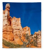 Hillside Carvings Fleece Blanket