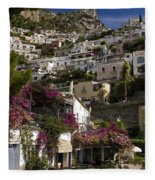 Hillside Positano Fleece Blanket