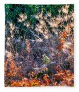 Hint Of Fall Colors 15813 Fleece Blanket