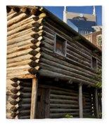 Historic Nashville Fleece Blanket