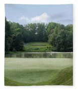 Hobbits Glen - Signature 11th Hole Fleece Blanket