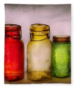 Hobby - Jars - I'm A Jar-aholic  Fleece Blanket