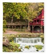 Hodgson Mill Fleece Blanket