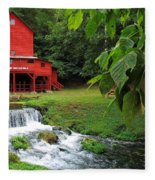 Hodgson Water Mill Fleece Blanket