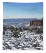 Holeman Spring Basin Fleece Blanket