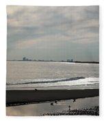 Holgate Calm Surf  Fleece Blanket