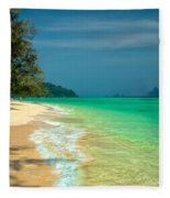 Holiday Destination Fleece Blanket