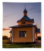 Holy Source 4. Karelia Fleece Blanket
