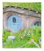 Home Of Hobbiton 1 Fleece Blanket