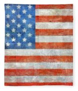 Homeland Fleece Blanket