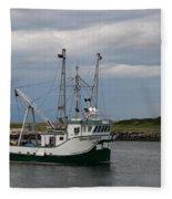 Homeward Bound Fleece Blanket