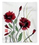 Honor Fleece Blanket