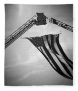 Honoring Those That Have Gone Before Fleece Blanket