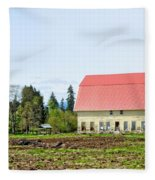 Hood River Fleece Blanket