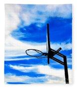 Hoop Dreamz Fleece Blanket