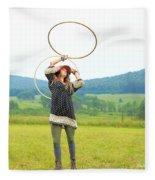 Hooping Rw2k14 Fleece Blanket