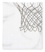 Hoops Fleece Blanket