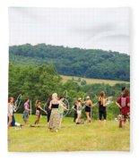 Hoops Rw2k14 Fleece Blanket