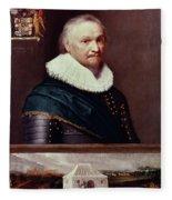 Horace Vere (1565-1635) Fleece Blanket