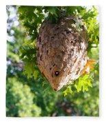 Hornets Nest Fleece Blanket