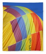 Hot Air Ballooning 2am-110966 Fleece Blanket