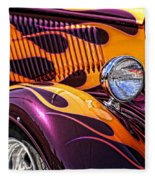 Hot Ford Fleece Blanket