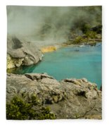 Hot Mud Fleece Blanket