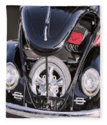 Hot Rod Vw  Fleece Blanket