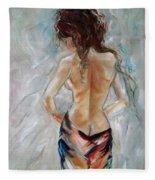 Hot Summer Fleece Blanket