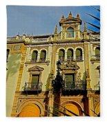 Hotel Alfonso Xiii - Seville Fleece Blanket