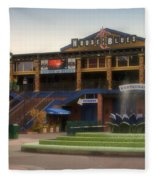 House Of Blues Downtown Disneyland Fleece Blanket