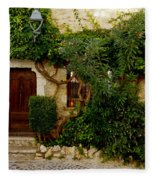 House Saint Paul De Vence France Dsc02353  Fleece Blanket