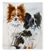 Housemates Fleece Blanket