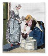 Housewife, 1811 Fleece Blanket