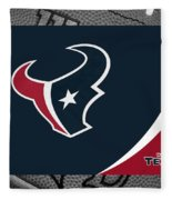 Houston Texans Fleece Blanket