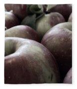 How Do You Like Them Apples Fleece Blanket