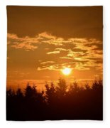 How Majestic Is Your Name II Fleece Blanket