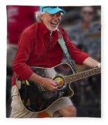 Howard Livingston Fleece Blanket
