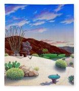 Howards Landscape Fleece Blanket