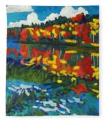 Howry Creek Fleece Blanket