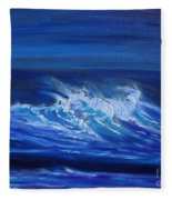 Wave V Jenny Lee Discount Fleece Blanket
