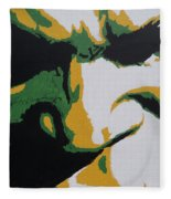 Hulk - Incredibly Close Fleece Blanket