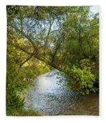 Humber River 2 Fleece Blanket